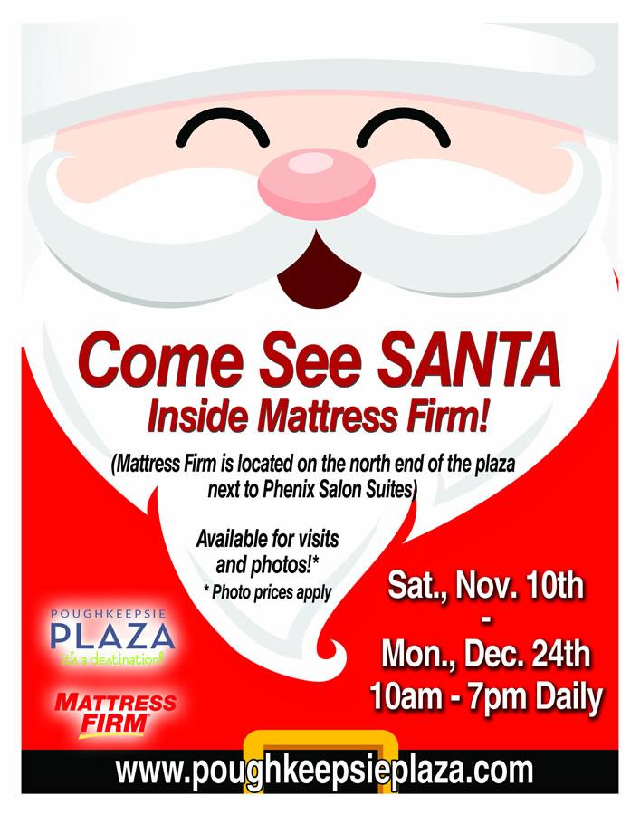 Santa Visit 2018 - Poughkeepsie Plaza