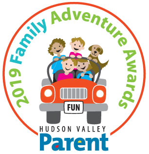 2019 Family Adventure Award Winner - Hudson Valley Parent Magazine