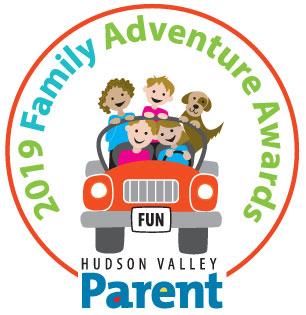 2019 Family Adventure Award Winner - Hudson Valley Parent Magazine
